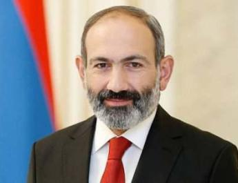 ifmat - Armenia PM congratulates Iran Supreme Leader for suppressing people for 40 years