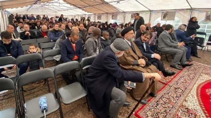 ifmat - Ceremony held in French capital to mark Irans Revolution anniversary