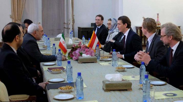 ifmat - Dutch and Austrian FMs visit to Iran a green light to step up execution