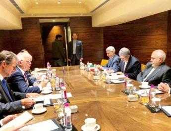 ifmat - EU4NuclearIran - Borrell visiting Iran