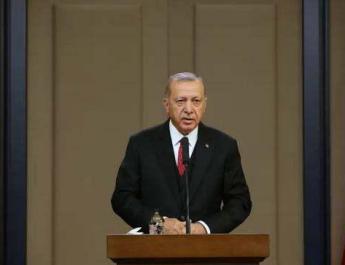 ifmat - Erdogan welcomes Hamas representatives again
