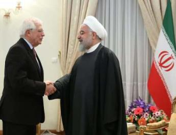 ifmat - Europe says to US to stop bullying Iran and let regime sponsor terrorism