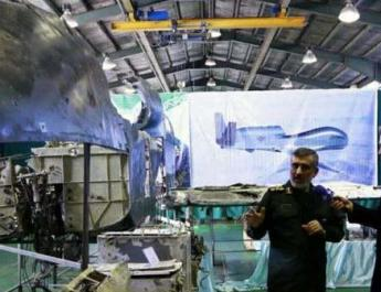 ifmat - Iran displays remnants of US remotely piloted reconnaissance aircraft
