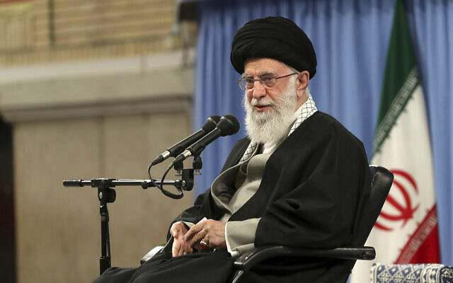 ifmat - Iran supreme leader says voting is a religious duty