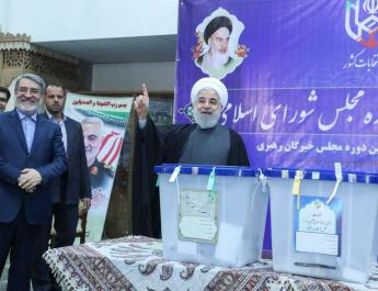 ifmat - Iranian elections were a sham