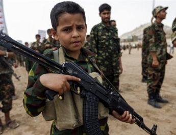 ifmat - Iranian mullahs arms recruit children inside and outside Iran