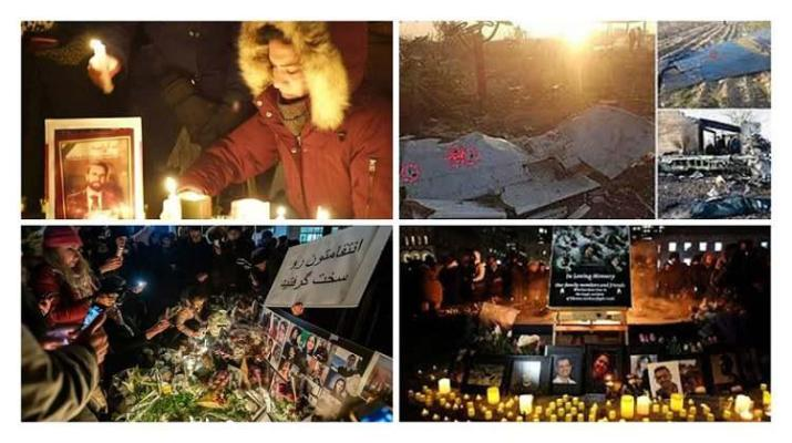 ifmat - Regime further harasses families of downed Ukrainian airliner victims