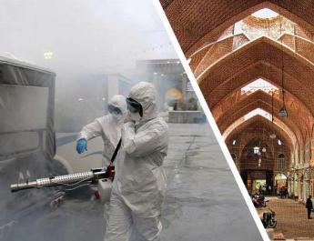 ifmat - Coronavirus sweeps away the Mullahs ecenomy
