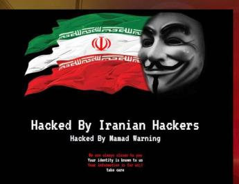 ifmat-Google catches Iranian hackers impersonating journalists in phishing efforts