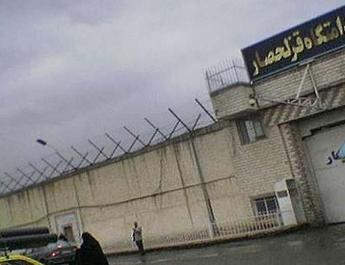 ifmat - Homeless man hanged at Ghezel Hesar prison