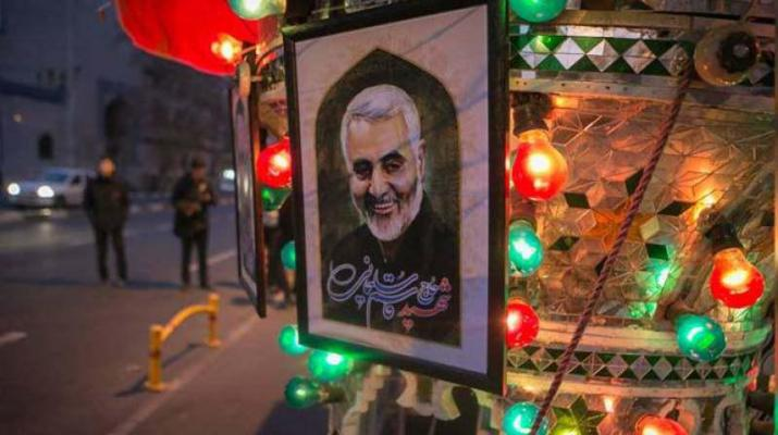 ifmat - IRGC Chief warns US not to further test the power of Iran
