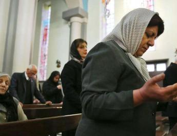 ifmat-Imprisoned Christians in Iran face new danger