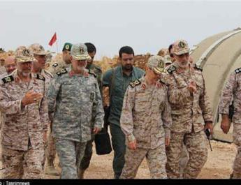 ifmat - Iran calls up armed forces for virus
