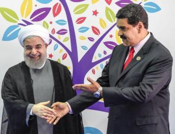 ifmat - Iran could take revenge in Latin America