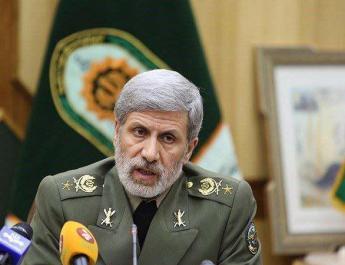 ifmat-Iran defense minister says cruise missile warheads to become more powerful soon