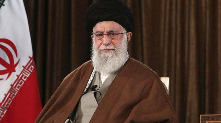 ifmat-Iran leader refuses US help