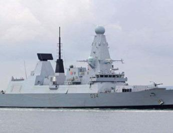 ifmat - The Royal Navy plans to double its number of wraships in the Persian Gulf