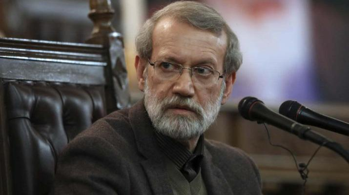 Iran parliament speaker tests positive is in quarantine