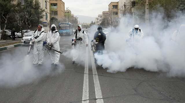 ifmat - Coronavirus death toll in Iran rises to 3294