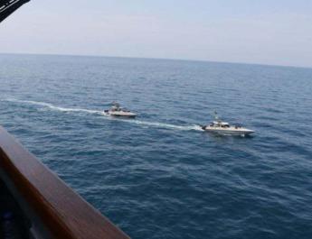 ifmat - Iran Increases Gulf Patrols Amid US Tensions