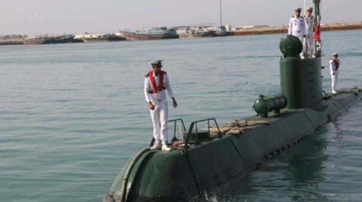 ifmat - Iran nuke submarine idea cover for uranium enrichment