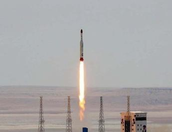 ifmat - Iran unveils 2nd military satellite amid US condemnation