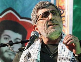 ifmat - Iraq visit of the Quds Force commander display Iran involvement in Iraq