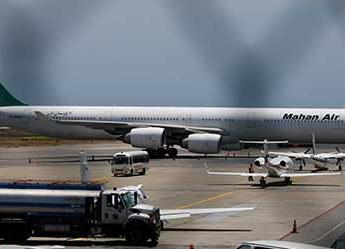 ifmat - Pompeo urges end to overflight rights for Iran terrorist airline - Mahan Air