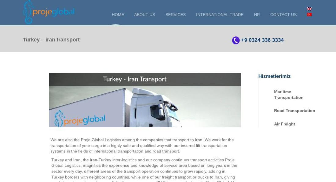 ifmat - ProjeGlobal in Iran