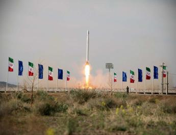 Iran space launch signals growing threat