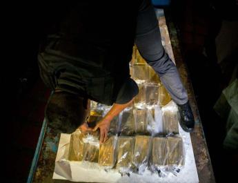 Maduro to tap sanctioned dealmaker to ship gold to Iran