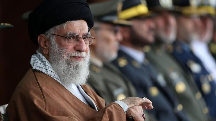 ifmat - Iran Khamenei calls to arm Palestinians