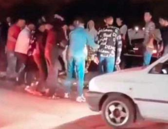 ifmat - Iran arrests Group of people for dancing in the streets