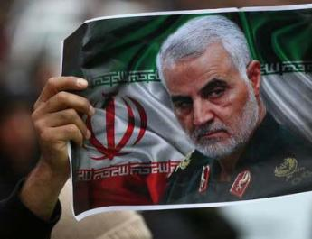 ifmat - Iran motivates its regional arms into more violence with Soleimani award