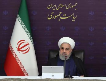 ifmat - Iran says will support new Iraq government