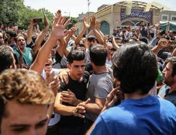 ifmat - Iran sentences student to six years in prison 74 lashes for joining protests