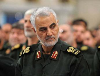 ifmat - Iran to name warship after Qassem Soleimani