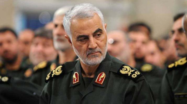 ifmat - Iran to name warship after Qassem Soleimani