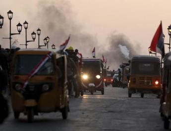 ifmat - Iranian officials shocked by developments in Iraq