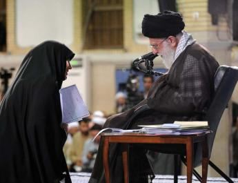 ifmat - Khamenei says women in Western cultures are living in captivity