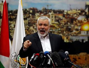 ifmat - Leader of terror organization Hamas thanks Iran for support and will follow Iranian orders to attack Israel