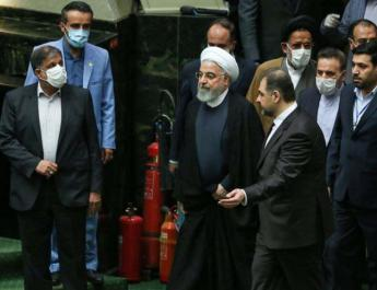 ifmat - Parliament opens in Iran as chairman calls it Supreme Leader Majles