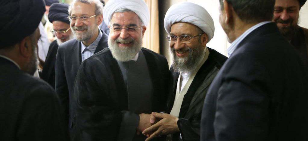 The larijani clan and the run up to succession in Iran