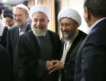 ifmat - The larijani clan and the run up to succession in Iran