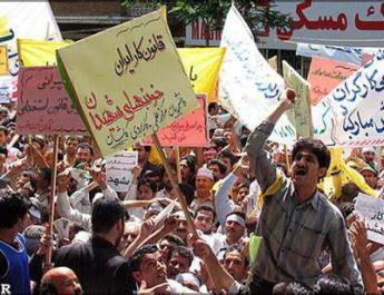 ifmat - Underpaid workers will rise up in violent Iran protests