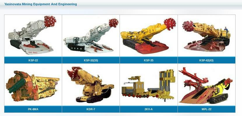 ifmat - Yasinovata Mining Equipment and Engineering