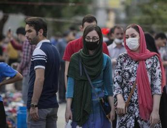 ifmat - 57 Percent of population in Iran province is infected with coronavirus