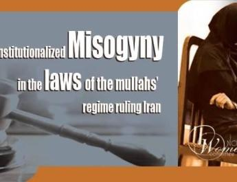 ifmat - A glance at Iran regime misogynist constitution