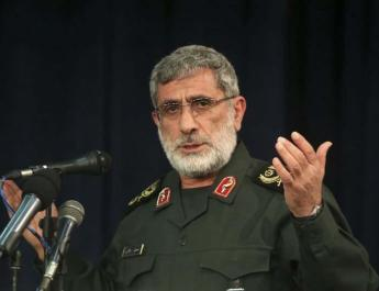 ifmat - Did IRGC commander Ghaani go to Baghdad to oust US forces