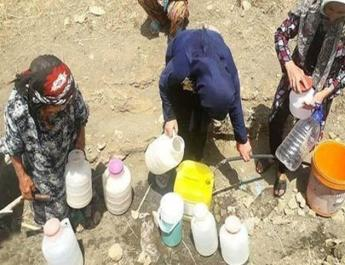 ifmat - Drought and water shortage crisis threatens the lives of Urban and Rural Residents in Iran